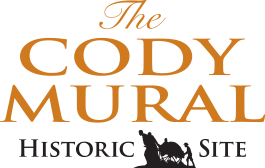 Cody Mural Historical Site | Cody, Wyoming